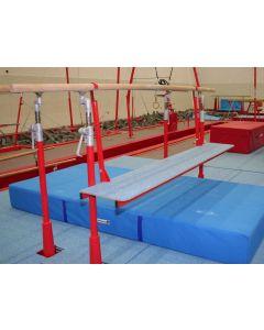 Parallel bars - coaching platform