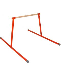 Freestanding bar trainer