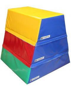 Gymnastic soft playshape - VAULTING BOX