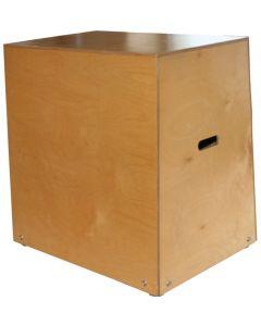 Timber plyometric / PE agility box
