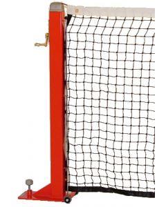 Indoor tennis posts
