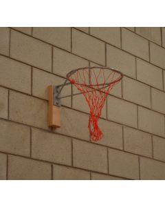 Netball ring - wall fixed
