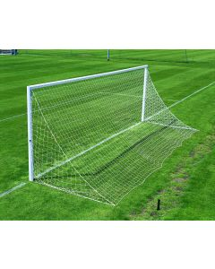3G Aluminium Parks Football Goal - socketed