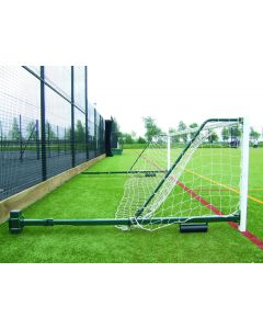 Aluminium Fence Folding Five a Side Goals