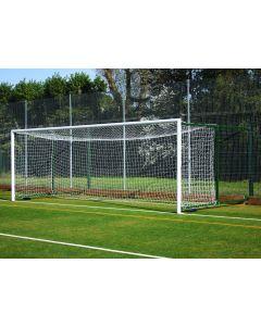 3G Aluminium Fence Folding Football Goal