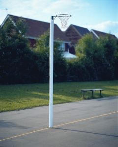 Regulation netball posts - Post padding