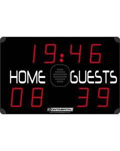 Multisports electronic scoreboard - ECO 800