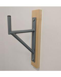 Storage bracket for agility planks