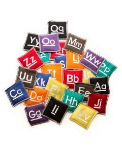 Alphabet Beanbag Set