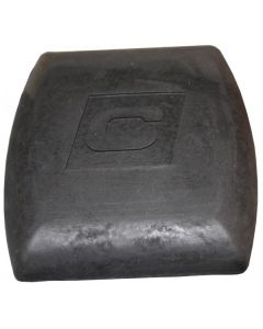 Beam rubber end cap
