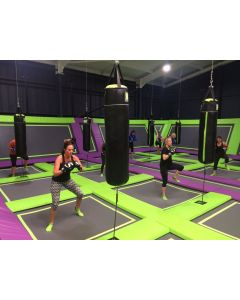 Retractable punchbags