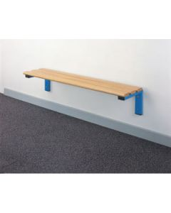 Cantilever bench seating
