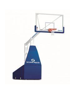 CLUB 225 portable basketball backstop