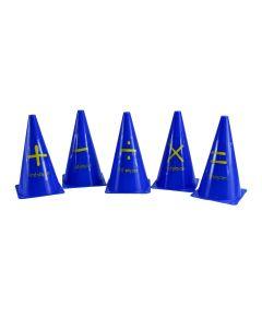 Arithmetic symbol cones