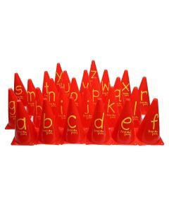 Alphabet cones