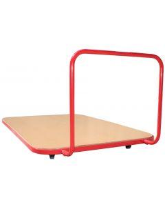 Mat trolley - horizontal