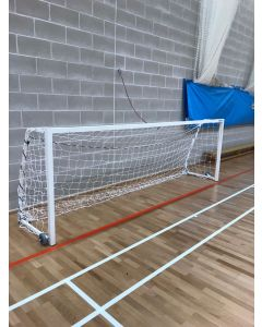 Indoor five a side football goals from Continental Sports Ltd