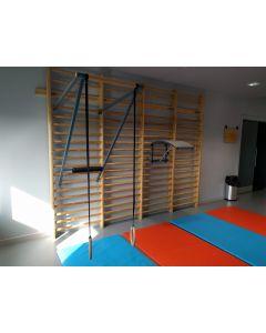 Wall bars - timber