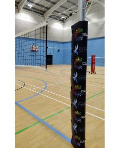 Post padding for Schelde SRX volleyball posts