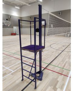 Umpire stand for Continental Sports International model volleyball posts