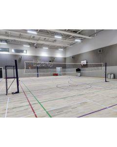 Continental Sports International model volleyball posts