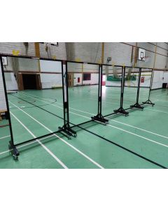 Portable posture mirrors