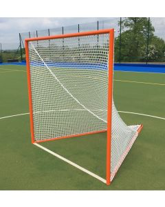 Competition freestanding lacrosse goals