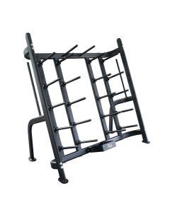 Studio Barbell Storage Rack - 30 Sets