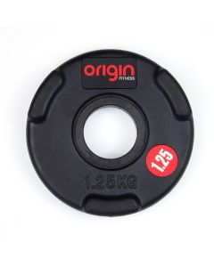 Olympic weight plates - rubber