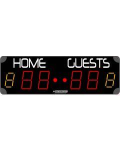 Squash / badminton scoreboard