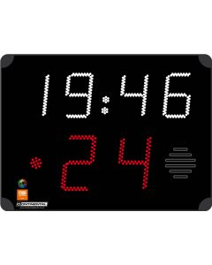 Basketball 24-second shot clocks - Pro 24