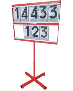 Gymnastics scoreboard