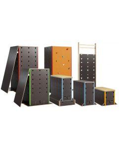 Cube set - Advanced set