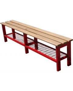 Single width bench seating