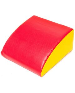 Softplay Funtime Curve Slide