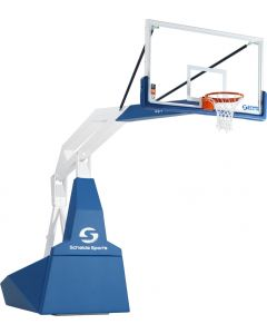Super SAM 325 PRO from Schelde Sports - FIBA Approved portable basketball goal