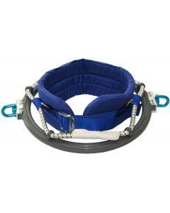 Twisting belt