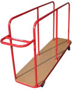 Mat trolley - vertical