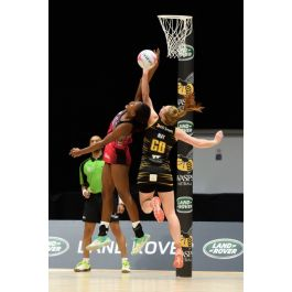 Netball Posts Competition Socketed