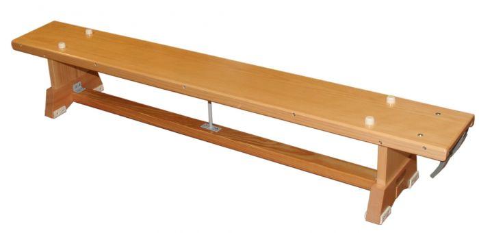 Timber Balance Bench