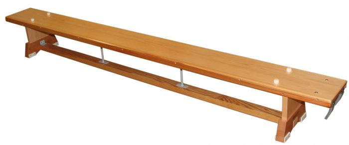 Admirable Timber Balance Bench Gmtry Best Dining Table And Chair Ideas Images Gmtryco