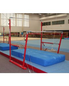 Asymmetric / uneven bars - Deluxe model - FIG APPROVED