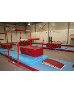 Asymmetric / uneven bars - standard model