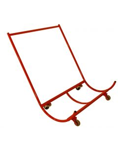 Cricket matting curved trolley