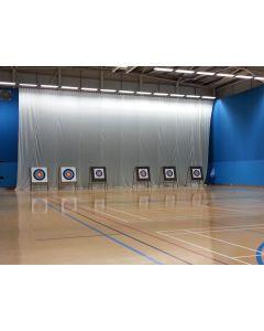 Archery practice netting