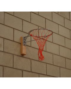 Netball ring - wall fixed