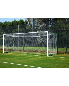 3G Aluminium Fence Folding Football Goal