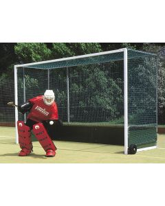 Premier steel hockey goals