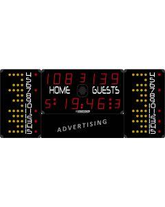 Multisports electronic scoreboard - ECO 3020/3120