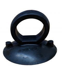 Bushing cover suction cup removal tool